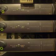 AVID HD I/O 16x16 analogicos como nuevo, 3 unidades