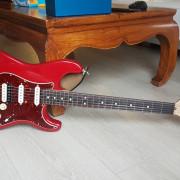 Stratocaster Warmoth y Fender!!!
