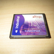 Tarjeta compact flash 1 gb para sampler