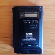 AIWA STEREO CASSETTE RECORDER. MODELO HS-J505