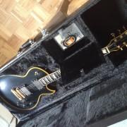 ESP Eclipse-I Full Thickness Vintage Black.