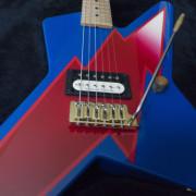 Charvel USA Custom Shop NOS Star Lightning Bolt 2005