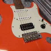 ROSSI Stratocaster Fiesta Red. GARANTÍA MONEY BACK