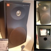 Monitores JBL 4206