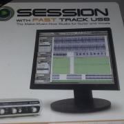 Tarjeta de Sonido M-Audio Fast Track