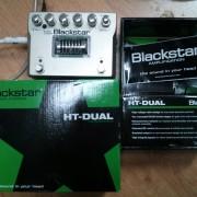 Pedal a Valvulas Blackstar HT-Dual