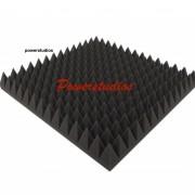 Oferta promoción, paneles acústicos optimal pyramid, 28 paneles 7cm aprox de altísima calidad. Nuevos` envío incluido`