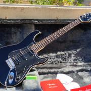 Fender Aerodyne stratocaster Japan Ltd  MIJ pastillas bare knuckle
