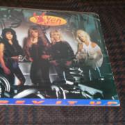 Rock & Roll-Vixen