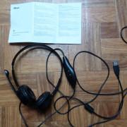 Auriculares Trust Zaia Headset