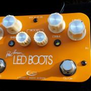 J Rockett Audio Led Boots overdrive + booster