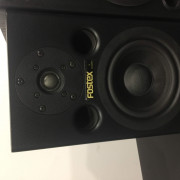 Monitores fostex PM05