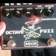 MXR OCTAVE FUZZ SLASH SF01