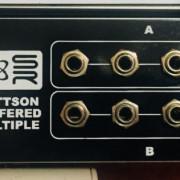 Synthrotek Mattson buffered multiple 1U Eurorack Synth