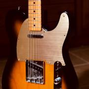Fender Tele/Broadcaster nitrocelulosa
