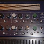 TL Audio EQ2 Ecualizador valvulas + preamps
