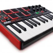 Teclado MIDI Akai mpk Mini o arturia