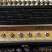 Musicson Suprem 2000 (años 70 todo a válvulas)