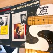 lote revistas didacticas guitarristas
