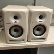 Pareja Monitores Pioneer SDJ 50X White
