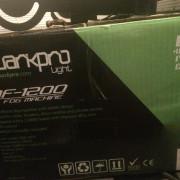 Quarkpro QF-1200 Máquina de Humo