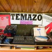 Technics Sl1200 + Ecler + RMP2 + Traktor Audio 8