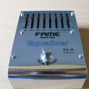Fame Sweet Tone Equalizer EQ-10