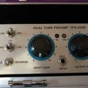 Summit Audio TPA-200B Dual Tube Preamp