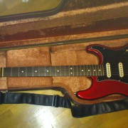 o cambio: Fender Stratocaster USA standard