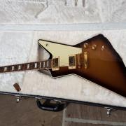 Gibson Explorer Golden Axe