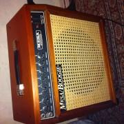 Mesa/Boogie Studio 22+ por Stratocaster
