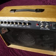 Amplificador guitarra acústica Chery