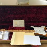 Fender American Vintage 1954 60th anniversary stratocaster