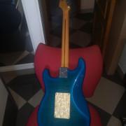 Fender stratocaster ultra año 91