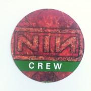 Pase concierto de NIN (Nine Inch Nails), para enmarcar en tu estudio!