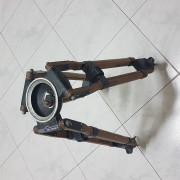 60´s Peter Lisand Wooden Baby Tripod