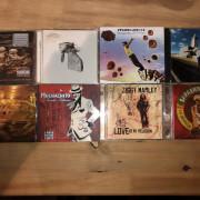 Pack de 8 CD's