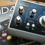 Audient iD4 Interface de Audio USB