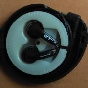 Lote de auriculares In-Ear Shure y Sennheiser