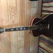 Acústica Fender Tim Armstrong
