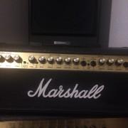 Cabezal Marshall Valvestate 100v Model 8100