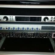 Apollo quad, Mac Pro , presonus D8 y Firestudio