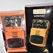 PEDAL BEHRINGER SF300
