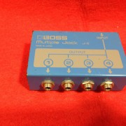 BOSS J 5 MULTIPLE JACK