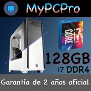 Mac Pro Server Hackintosh i7 128 GB RAM DDR4 1 TB SSD CustoMac