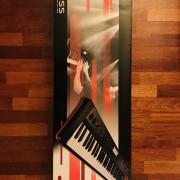 Korg Kross + Pedal Korg DS 1H + Stand + Funda blanda