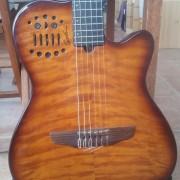 """Guitarra Godin Multiac ACS SA Lightburst """"Special Edition"""" 2006"""