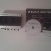 Audio Kontrol 1