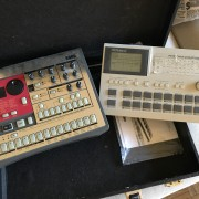 Korg Electribe ER-1(VENDIDA) y Roland TR-505