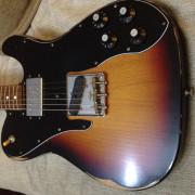 Fender telecaster road worn custom 72